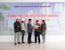 Niềm vui nhân đôi tại Hồng Hà Eco City dịp Tết Kỷ Hợi