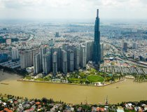 Xu hướng dịch chuyển mặt bằng bán lẻ ra vùng ven Sài Gòn