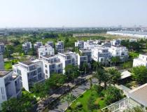 Tp.HCM: Lượng tiêu thụ nhà phố/biệt thự liên tục giảm
