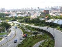 """Mở rộng hạ tầng, nhà đất khu vực Long Thới """"nóng"""" theo"""