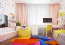 Những mẫu phòng ngủ giúp bé phát huy óc sáng tạo