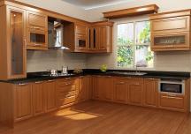 Phòng bếp: Nguồn tài lộc quyết định sự thịnh vượng của gia đình
