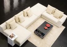 Bày sofa phòng khách hợp phong thủy để tránh tà khí