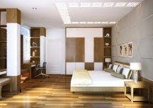 Phòng lát sàn gỗ có nên lắp điều hòa?