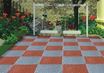 Gạch block và gạch terrazzo: lựa chọn hoàn hảo cho khu vườn