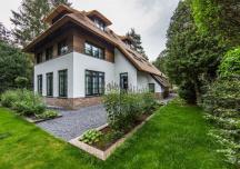 Ngôi nhà cổ kính mang nhiều nét đẹp truyền thống của Hà Lan