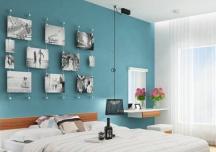 Cách bố trí phòng ngủ phù hợp với người mệnh Thủy
