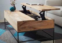 7 mẫu bàn đa năng giúp tối ưu không gian lưu trữ