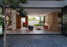 Ngắm Eden Villa - ngôi nhà kín đáo nhưng vẫn hòa mình với thiên nhiên