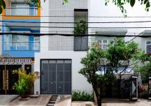 Nhà phố Sài Gòn với vẻ đẹp đơn giản nhưng 'nổi loạn'