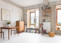 Không gian đáng mơ ước trong căn hộ 25m2