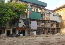 Sắp cưỡng chế 11 hộ dân tại khu đất vàng Lý Thường Kiệt - Hàng Bài