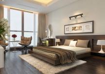 Gợi ý cách sắp xếp nội thất phòng ngủ đơn giản và tiện nghi