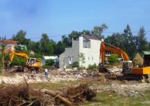 Quy trình cưỡng chế thu hồi đất đúng pháp luật