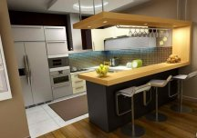 Gợi ý thiết kế bếp và phòng ăn đẹp, hiện đại