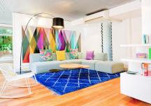 Màu sắc trong trang trí nhà ở tác động tới tâm lý ra sao?