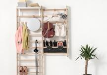 Khám phá chiếc thang gỗ đa công dụng dành cho phòng của bé