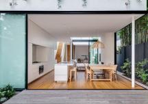 Khám phá thiết kế nội thất của ngôi nhà hiện đại tại bờ biển Bondi