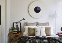 Phòng ngủ cuốn hút và lãng mạn bất ngờ với những mẫu đèn mới lạ