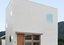 Ngôi nhà 2 tầng đẹp như mơ của hai vợ chồng người Nhật