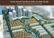 Hà Nội điều chỉnh quy hoạch Khu đô thị mới An Hưng