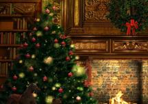 Trang trí nhà theo phong thủy trong mùa Giáng sinh và năm mới