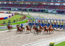 420 triệu USD vốn ngoại đổ vào dự án trường đua ngựa ở Sóc Sơn