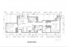 Tư vấn cải tạo căn hộ 2 phòng ngủ thành 3 phòng mà vẫn thoải mái