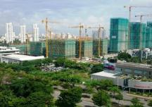 Giá căn hộ thứ cấp tại Tp.HCM vẫn tăng đều