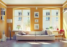 """""""Thay áo mới"""" cho ngôi nhà với những sắc màu của mùa xuân"""