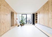 Tham khảo những mẫu căn hộ nhỏ có thiết kế thông minh