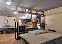 Hàn Quốc tung ra thị trường mẫu căn hộ mini dành cho người độc thân