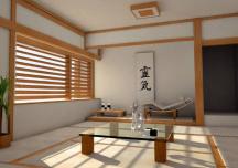 Gợi ý thiết kế không gian nội thất theo phong cách Zen