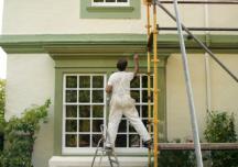 Hướng dẫn tự sơn ngoại thất nhà vừa đẹp, vừa tiết kiệm