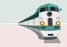Hai phương án đầu tư dự án đường sắt tốc độ cao