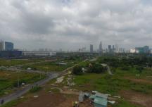Khu đô thị mới Thủ Thiêm: Người dân trong khu 4,39ha sẽ được hoán đổi đất