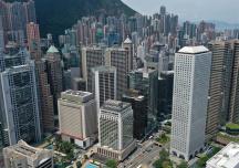 Chi phí hoàn thiện nội thất văn phòng tại Hồng Kông thấp hơn nhiều so với Tokyo và Sydney
