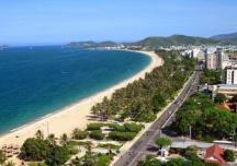 Sắp xuất hiện siêu dự án nghỉ dưỡng trên cung đường đẹp nhất Nha Trang