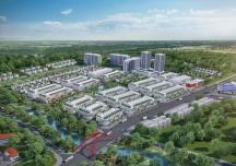 Bất động sản khu vực nào tại Nhơn Trạch đang chiếm sóng?