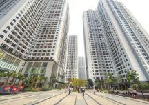 Thị trường căn hộ cao cấp cho thuê giảm tốc mạnh