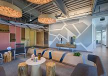 Ghé thăm văn phòng lấy cảm hứng từ muối của Google