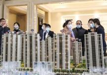 Thị trường bất động sản Trung Quốc phục hồi sau khủng hoảng Covid-19