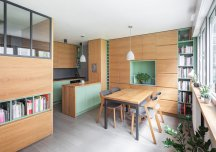 Tuyệt chiêu thiết kế nội thất thông minh trong căn hộ nhỏ 30m2