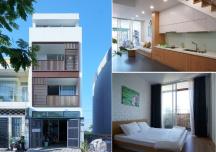 Nhà phố 55m2 1 trệt, 2 lầu có tầng thượng được thiết kế tối ưu cho gia đình 3 thế hệ