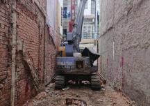 Tìm hiểu các bước thi công ép cọc bê tông nhà phố đúng kỹ thuật