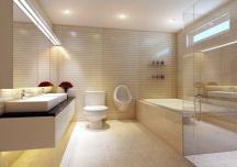Gợi ý 5 loại vật liệu lát sàn phòng tắm tốt nhất hiện nay
