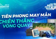 Lộ diện khách hàng siêu may mắn trúng giải thưởng Smart TV 4K 50 inches