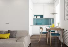 Giải phóng không gian trong căn hộ nhỏ bằng 5 cách đơn giản