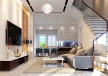 Thiết kế phòng khách liền bếp thế nào cho đẹp, công năng hợp lý?