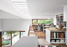 Nhà gác lửng - điểm nhấn ấn tượng cho không gian kiến trúc